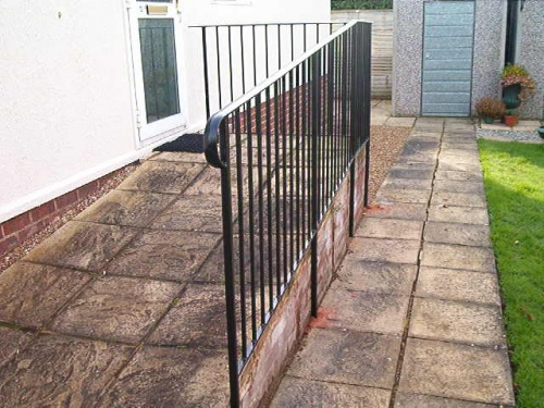 Bespoke Metal Railings
